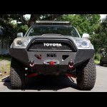 2003-2009 Toyota 4Runner Front and Rear Weld Together Bumper Kit combo package