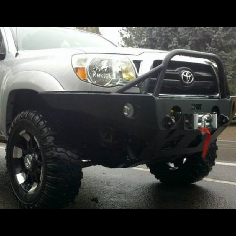 2005 2011 Toyota Tacoma Front And Rear Bumper Kit Package