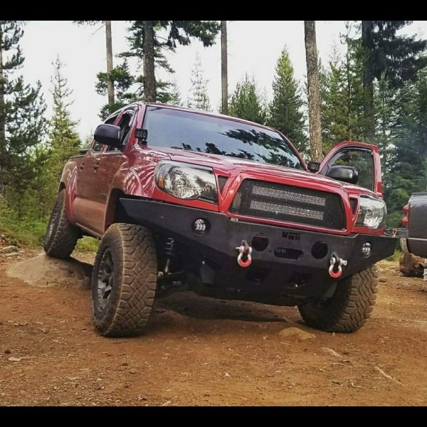 2005-2011 Toyota Tacoma Front and Rear bumper kit package