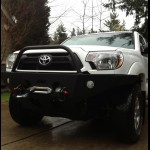 2012-2015 Toyota Tacoma Weld Together Winch Bumper Kit