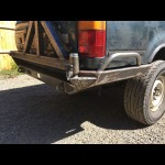 1990-1995 Toyota 4Runner Rear weld it yourself Bumper Kit