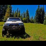 1996-2002 Toyota 4Runner  REDESIGNED Open Top Weld It Yourself Winch Bumper Kit