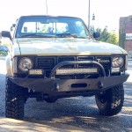 1979-1983 Toyota Pickup Weld Together Winch Bumper Kit