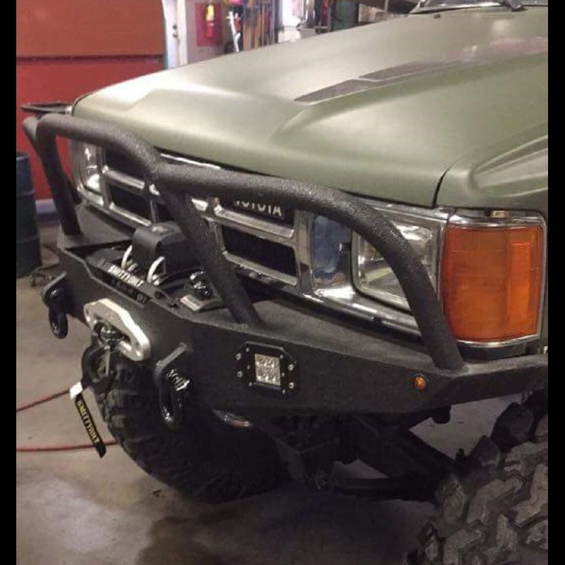 1984-1988 Toyota Pickup / 4Runner Weld Together Winch ...