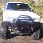 1989-1995 Toyota Pickup/4runner  Weld Together Winch Bumper Kit