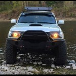 1996-2002 Toyota 4Runner REDESIGNED Front Open Top and Rear Weld Together Bumper Kit combo Package