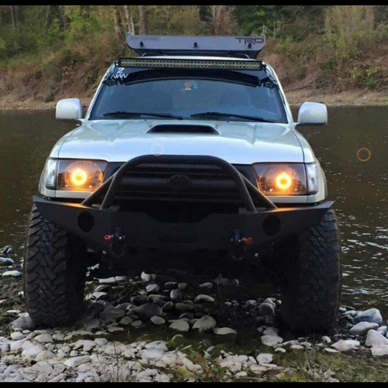 1996 2002 Toyota 4runner Redesigned Front Open Top And