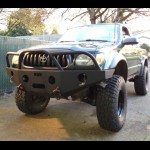 1996 - 2004 Toyota Tacoma Weld Together Winch Bumper Kit