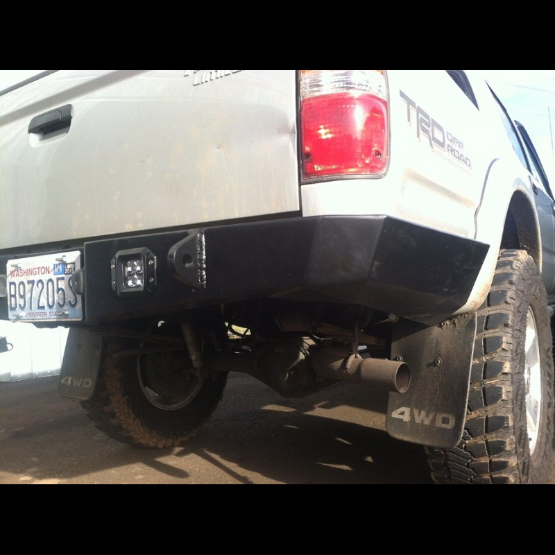 1996-2004 Toyota Tacoma Redesigned Front Open top kit and ...
