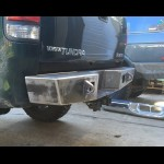 2000-2006 TUNDRA EXT CAB/SINGLE CAB REAR BUMPER KIT