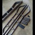 2003-2009 Toyota 4Runner weld together winch bumper kit