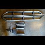 2003-2009 Toyota 4Runner weld together winch bumper kit