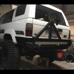 1984-1989 Toyota 4Runner Weld it your self Rear Wrap Around Bumper Kit
