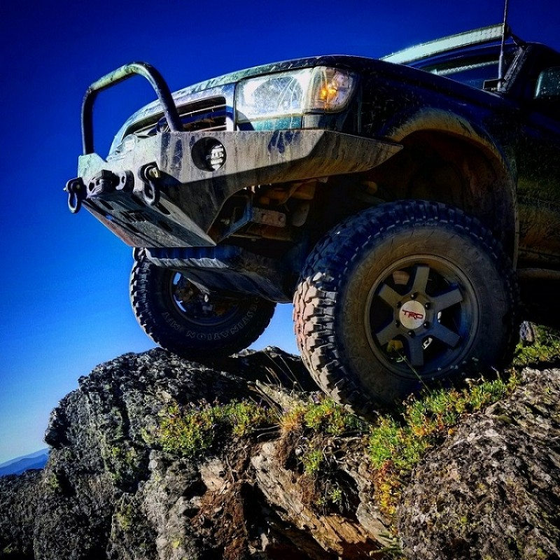 1996 2002 Toyota 4runner Redesigned Open Top Weld It Yourself Winch